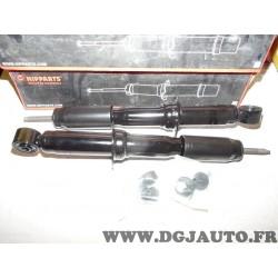 Paire amortisseurs suspension avant pression gaz Nipparts J5502049G pour toyota land cruiser prado 90 de 1996 à 2002
