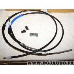 Cable frein à main Hitec K10065 pour ford ka fiesta 4 IV puma mazda 121