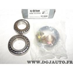 Kit roulement de roue Q-drive 628735191 pour fiat ducato peugeot boxer citroen jumper de 1994 à 2002