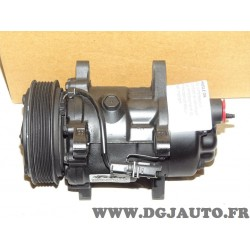 Compresseur climatisation First A/C 111663 45880 pour peugeot 206 307 2.0HDI 2.0 HDI diesel