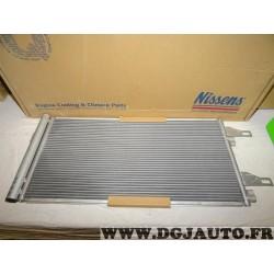 Radiateur condenseur climatisation Nissens 94985 pour fiat ducato 3 III citroen jumper peugeot boxer partir de 2006