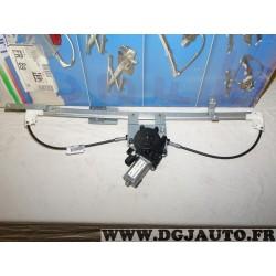 Leve vitre electrique avec moteur porte avant gauche Liftek LTZA21LB pour fiat ducato 1 2 I II peugeot boxer citroen jumper de 1