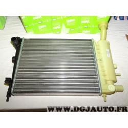 Radiateur refroidissement moteur Valeo 816706 pour citroen AX 1.0 1.1 1.4 essence 1.4D 1.4 D diesel
