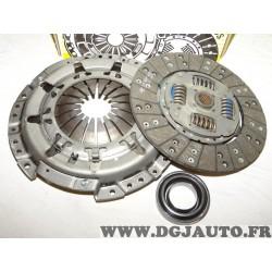 Kit embrayage disque + mecanisme + butée LUK 625165660 pour opel campo monterey isuzu trooper 3.1TD 3.1 TD diesel