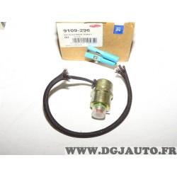 Electrovanne solenoide arret pompe injection Delphi 9109-296 pour renault clio 2 II kangoo trafic 1.9D 1.9 D diesel