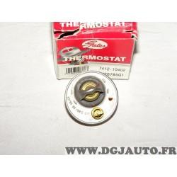 Calorstat thermostat eau Gates TH26785G1 pour opel astra F corsa A B kadett E vectra A 1.5 1.7 D TD