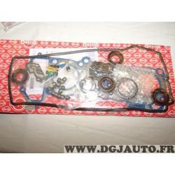 Pochette joints de rodage avec joint de culasse Elring 714.690 pour nissan micra K12 1.0 1.2 essence
