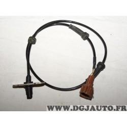 Capteur ABS vitesse de roue arriere gauche Blueprint ADN17124 pour nissan navara NP300 D22 D40