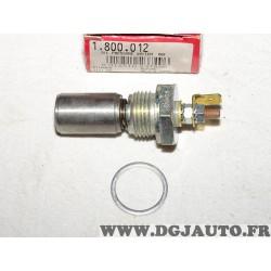Sonde capteur pression huile EPS 1.800.012 pour alpine V6 citroen BX C15 visa fiat ducato peugeot 104 205 305 504 505 renault 14