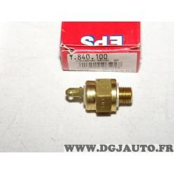 Sonde capteur temperature liquide refroidissement EPS 1.840.113 pour renault clio 2 II kangoo twingo 1.2 essence