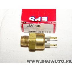 Sonde capteur temperature interrupteur ventilateur radiateur EPS 1.850.104 pour renault trafic 1 volvo 340 360