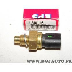 Sonde capteur temperature liquide refroidissement EPS 1.840.116 pour renault espace 2 II