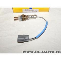 Sonde lambda echappement NTK 0377 OZA659-EE3 pour alfa romeo 147 166 GT GTV spider giulietta mito fiat 500 brava bravo doblo 1 2