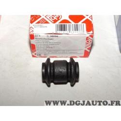 Silent bloc triangle bras de suspension Febi 36098 pour seat cordoba 2 II ibiza 3 III skoda fabia roomster volkswagen fox polo 4