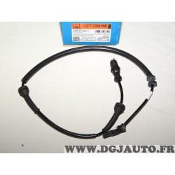 Capteur ABS vitesse de roue arriere ATE 24.0711-5097.1 360198 pour renault espace 4 IV