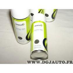 1 Bombe aerosol 400ml appret gris foncé universel Finixa TSP130 TSP 130 pour carrosserie