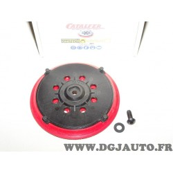 """Plateau support disque abrasif poncage 150 6"""" M8 ponceuse Catalfer 00161701 00009718R"""