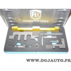 Malette kit outils blocage chaine de distribution kit distribution BMW E46 E87 E85 E90 N42 N46 N46T + vanos outil alignement Too
