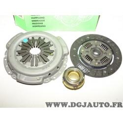Kit embrayage disque + mecanisme + butée Valeo 003347 pour fiat 131 1.3 mirafiori
