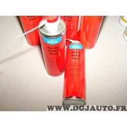 1 Bombe aerosol 500ml spray quick shot Afin 87610 nettoyant injection et carburateur
