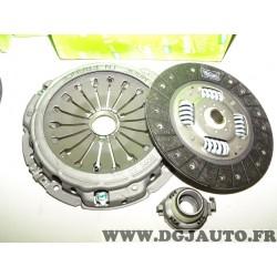 Kit embrayage disque + mecanisme + butée Valeo 821338 pour citroen jumper peugeot boxer fiat ducato 2.0 essence de 1994 à 2002