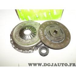 Kit embrayage disque + mecanisme + butée Valeo 801189 pour volvo 240 740 760 940 2.4D 2.4TD 2.4 D TD diesel
