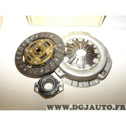 Kit embrayage disque + mecanisme + butée Valeo 786012 pour ford escort 5 6 7 V VI VII fiesta 3 4 III IV orion 3 III 1.0 1.3 esse