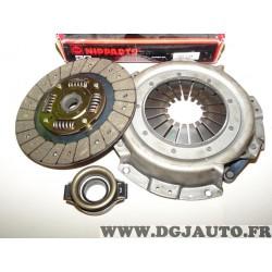Kit embrayage disque + mecanisme + butée Nipparts J2001047 pour nissan terrano 1 D21 urvan E24 2.3D 2.5D 2.7TD 2.3 2.5 2.7 D TD