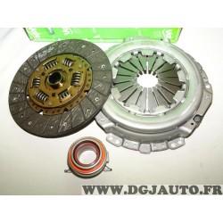 Kit embrayage disque + mecanisme + butée Valeo 801494 pour toyota dyna LY LH YY hiace H50 H60 H70 H100 H200 land cruiser prado J