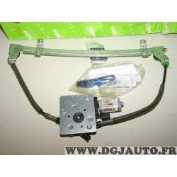 Leve vitre electrique avant moteur porte avant droite Valeo 850191 pour hyundai accent de 1994 à 2000
