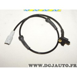 Capteur ABS vitesse de roue avant SNR ASB159.21 pour citroen berlingo 2 II C4 picasso peugeot partner 2 II