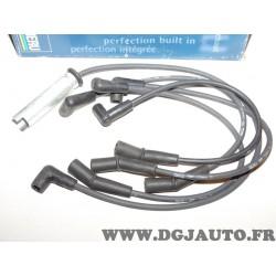 Jeu cable faisceau fils allumage bougie Beru ZEF834 0300890834 pour daewoo nexia 1.5 essence