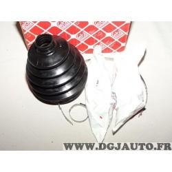Kit soufflet de cardan arbre de transmission Febi 21245 pour opel astra F G vectra A B calibra zafira A saab 93 9-3