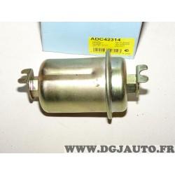 Filtre à carburant Blueprint ADC42314 pour hyundai accent lantra pony scoupe 1.5 essence