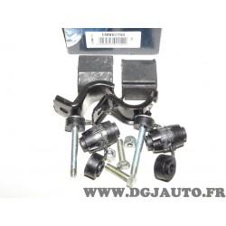 Kit silents bloc barre stabilisatrice Quinton hazell EMBK2250 pour renault clio 1