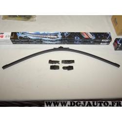 Balais essuie glace souple 700mm aerotwin avec 4 adaptateurs Bosch AP28U 3397006839 pour citroen DS5 ford Bmax B-max Cmax C-max