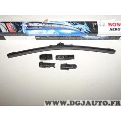 Balais essuie glace souple 425mm aerotwin avec 4 adaptateurs Bosch AP17U 3397006830 pour BMW serie 3 6 8 E92 E93 F06 F12 F13 G15
