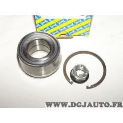 Kit roulement de roue avant SNR R155.87 pour renault fluence megane 3 4 III IV scenic 3 III dacia dokker duster lodgy avec ABS
