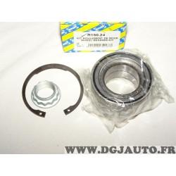 Kit roulement de roue arriere SNR R150.24 pour BMW serie 3 E36 E46