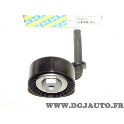 Galet tendeur courroie accessoire SNR GA350.61 pour BMW serie 3 5 6 7 X3 X5 E46 E53 E60 E61 E63 E64 E65 E66 E67 E83 E90 E91 E92
