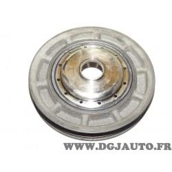 Poulie damper vilebrequin SNR DPF355.15 pour renault clio 3 III megane 2 II modus scenic 2 II 1.4 1.6 essence