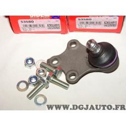 Rotule triangle bras de suspension Sidem 53580 pour peugeot 306