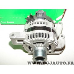 Alternateur 120A (petit plastique protection cosse casse voir photo) Lucas LRA03047 pour ford Cmax C-max focus 2 II 1.8 2.0 esse