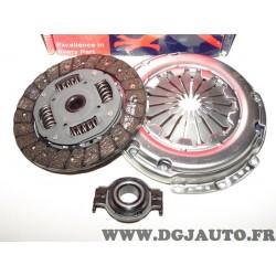 Kit embrayage disque + mecanisme + butée Quinton hazell QKT772AF pour seat arosa cordoba ibiza 2 II inca volkswagen caddy 2 II l