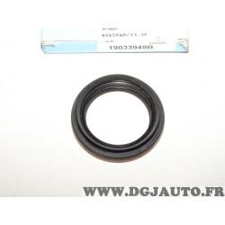 Joint spi torique boite de vitesses 40x56x8/13.3 Corteco 19033949B pour ford mondeo 3 III nissan primera P12 X-trail Xtrail T31