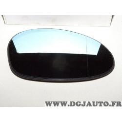 Glace miroir vitre retroviseur avant droit Spilu 10434 pour BMW serie 1 3 E81 E82 E87 E88 E90 E91 E92 F20