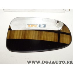 Glace miroir vitre retroviseur avant gauche Spilu 10965 pour ford galaxy seat alhambra volkswagen sharan