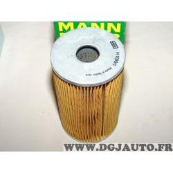 Filtre à huile Mann filter H1050/1 pour DAF F2100 F2300 F2000 F FA FAG FT FM FAS DH DHR DHB 2000 2100 2300