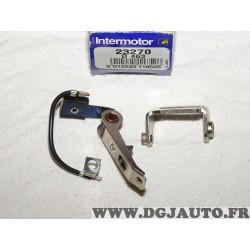 Jeu de contact rupteur vis platinée montage lucas Intermotor 23270 pour renault 4 9 11 R4 R9 R11 1.1 1.2