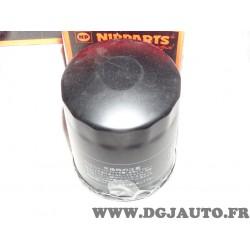 Filtre à huile Nipparts J1315005 pour hyundai H1 terracan kia carnival 2 II mazda B-serie mitsubishi L200 montero 2.5 D TD DID T
